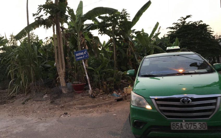 Nền Góc 100m² Tại Khu 3A An Bình Ninh Kiều