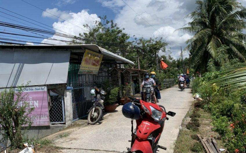 Nền Đẹp Giá Cực Tốt Tại Đông Thạnh Bình Minh