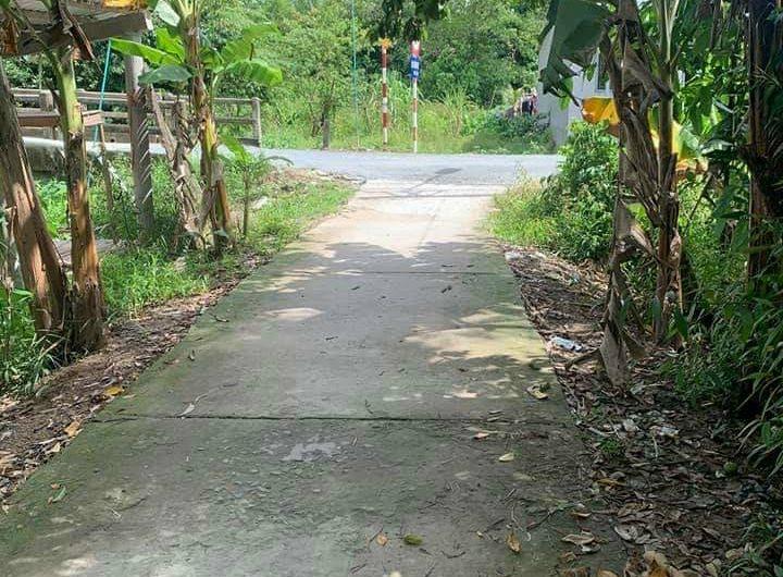 Nền 132M2 Tại Phường Đông Thuận – Tx Bình Minh