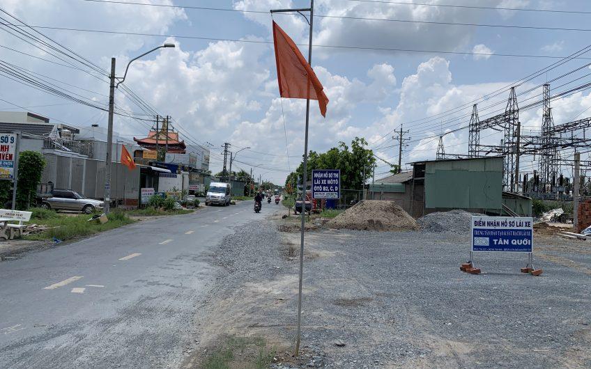 Nền Rộng Đến 245m2 Full thổ cư gần chợ Tại Bình Minh – Vĩnh Long